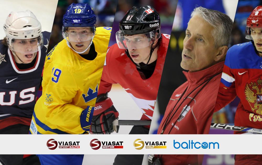 Pieslēdz Viasat Combo un laimē braucienu </br>uz Pasaules Hokeja čempionātu Vācijā