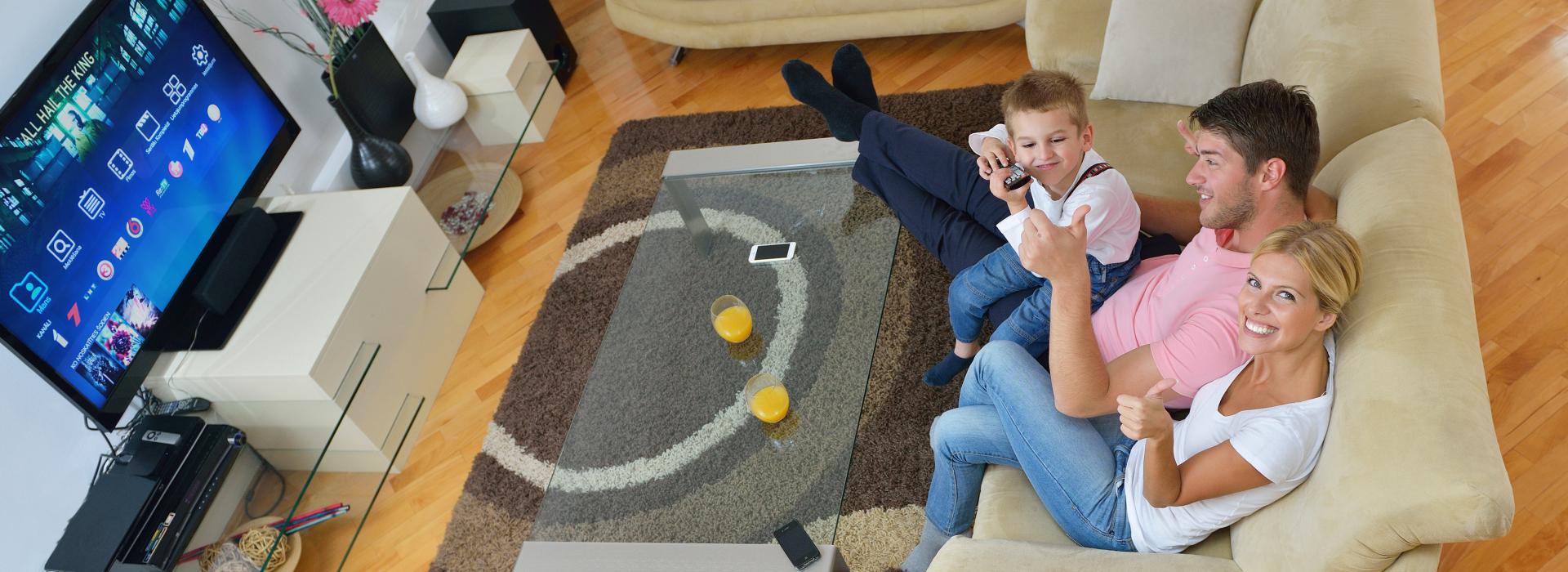 Baltcom Interaktīvā TV un optiskais internets ar beztermiņa līgumu