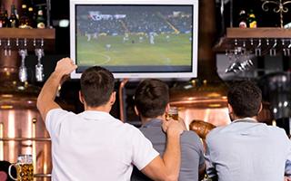 Телевидение для общественных помещений