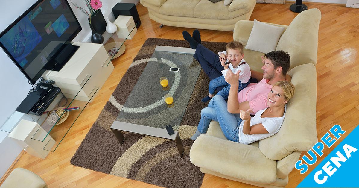Interaktīvā televīzija un optiskais internets