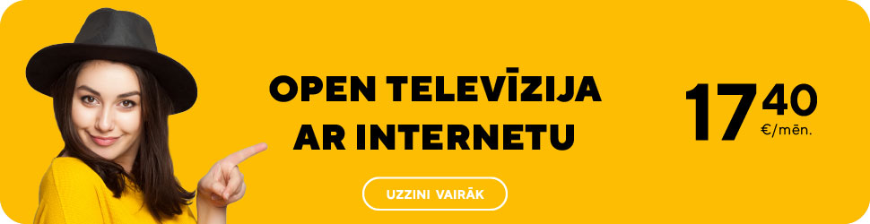 OPEN ar internetu