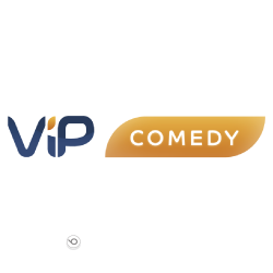 VIP Comedy logo