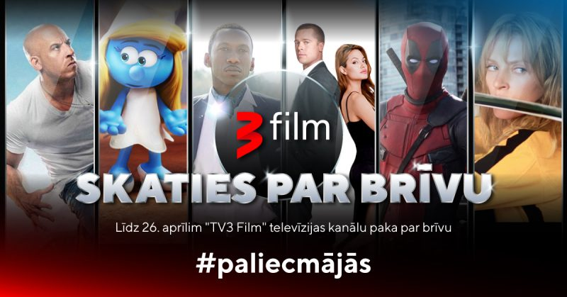 TV3 Film par brīvu