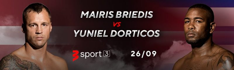 Briedis vs. Dortikoss