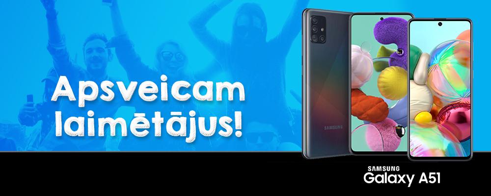 Baltcom Samsung Galaxy A51 izloze