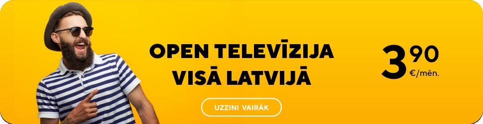 OPEN televīzija
