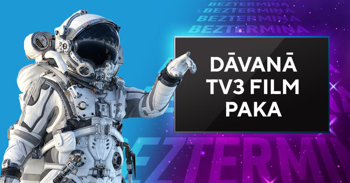 Digitālā televīzija </br>un ātrs internets </br>ar beztermiņa līgumu